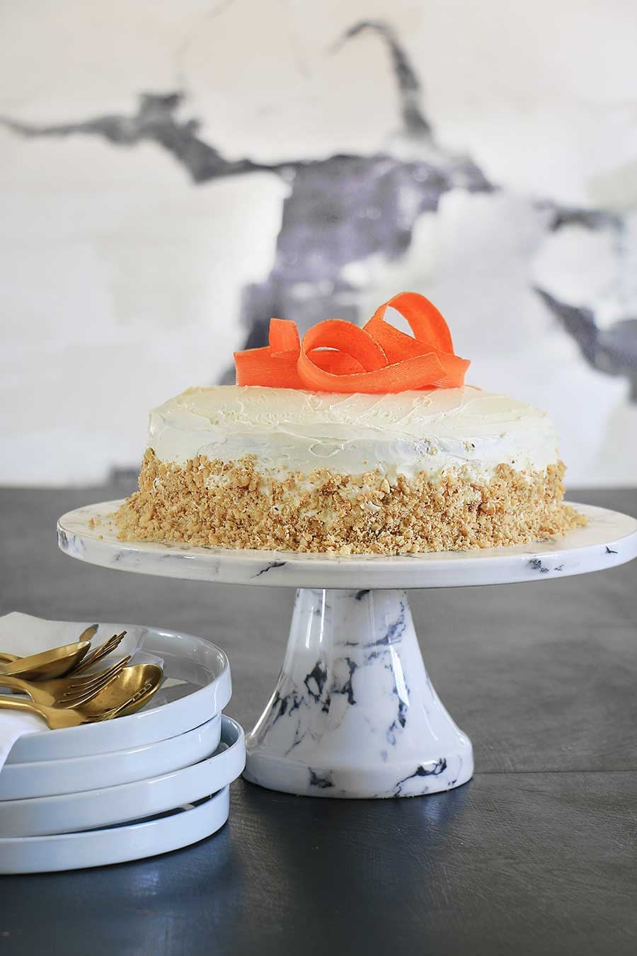 The Best Vegan Carrot Cake